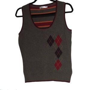 Ricki's sweater vest Medium